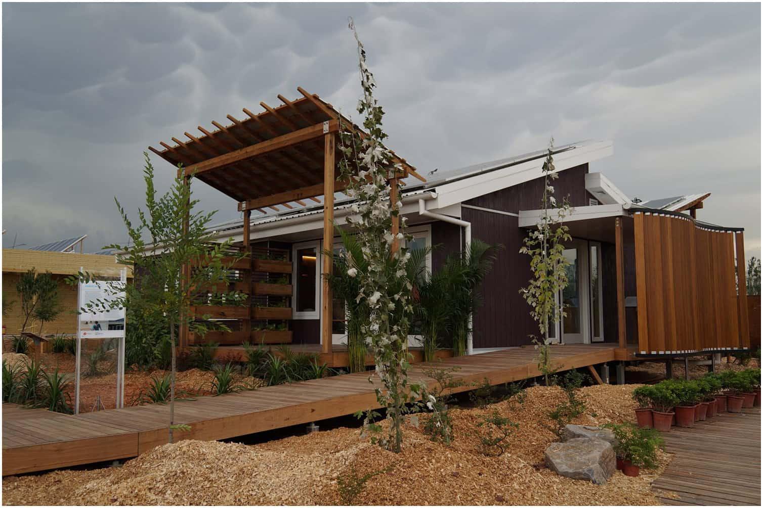 Conception-dune-maison-écologique-llawarra Flame
