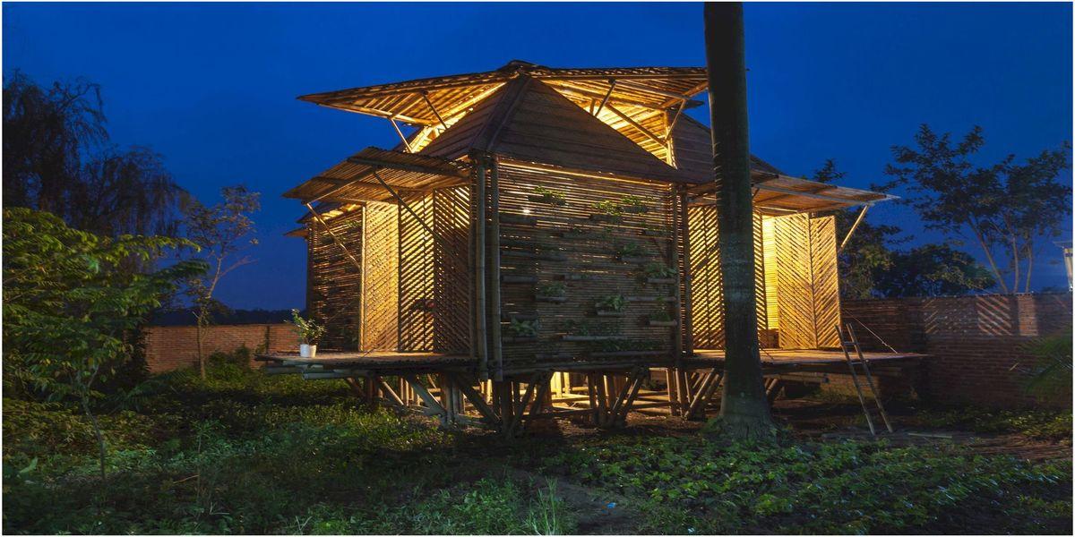 Conception-dune-maison-écologique-bambou-house