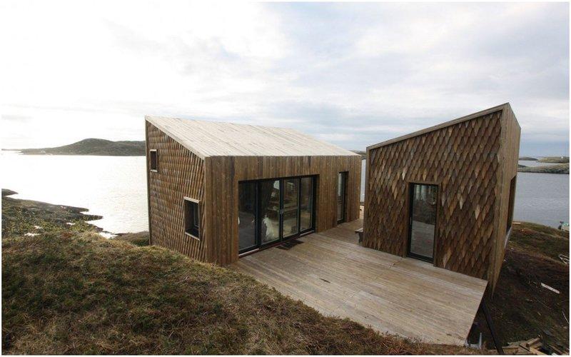 conception de l'architecture écologique de petit espace