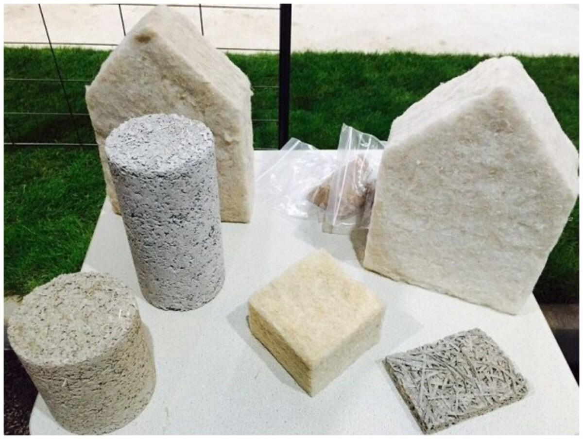 matériaux d'isolation thermique